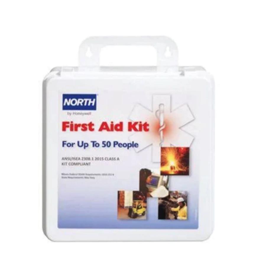50 Person Steel Bulk First Aid Kit, Class A