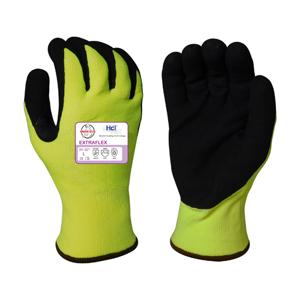 04-321 13g ExtraFlex Cut Resistant Hi-Vis Yellow