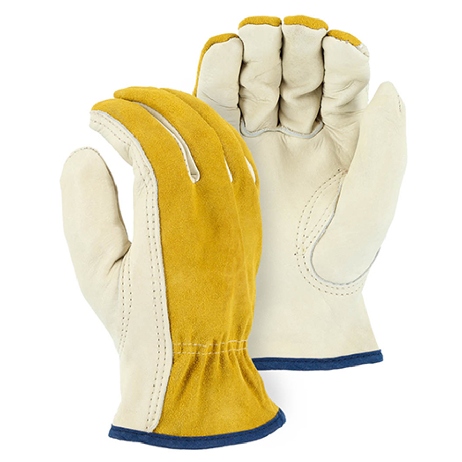 1535 Winter Lined Cowhide Palm Drivers Glove