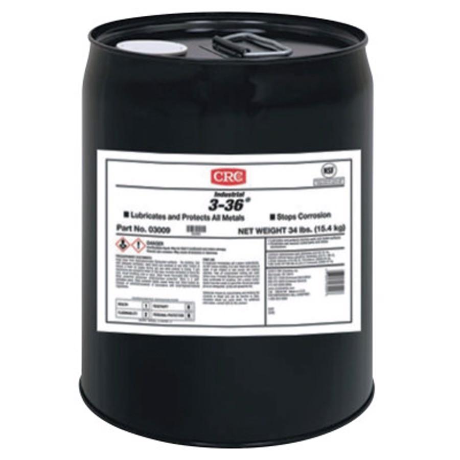 3-36 Multi-Purpose Lubricant & Corrosion Inhibitor, 5 Gallon Pail