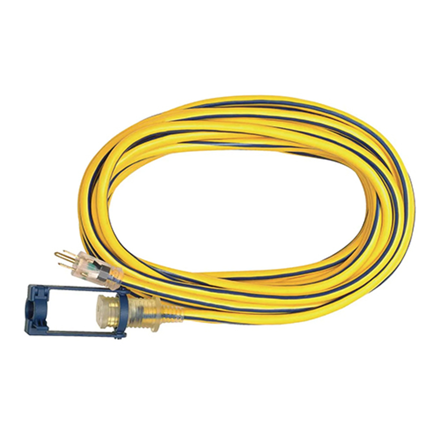 12/3 SJTW Extension Cords