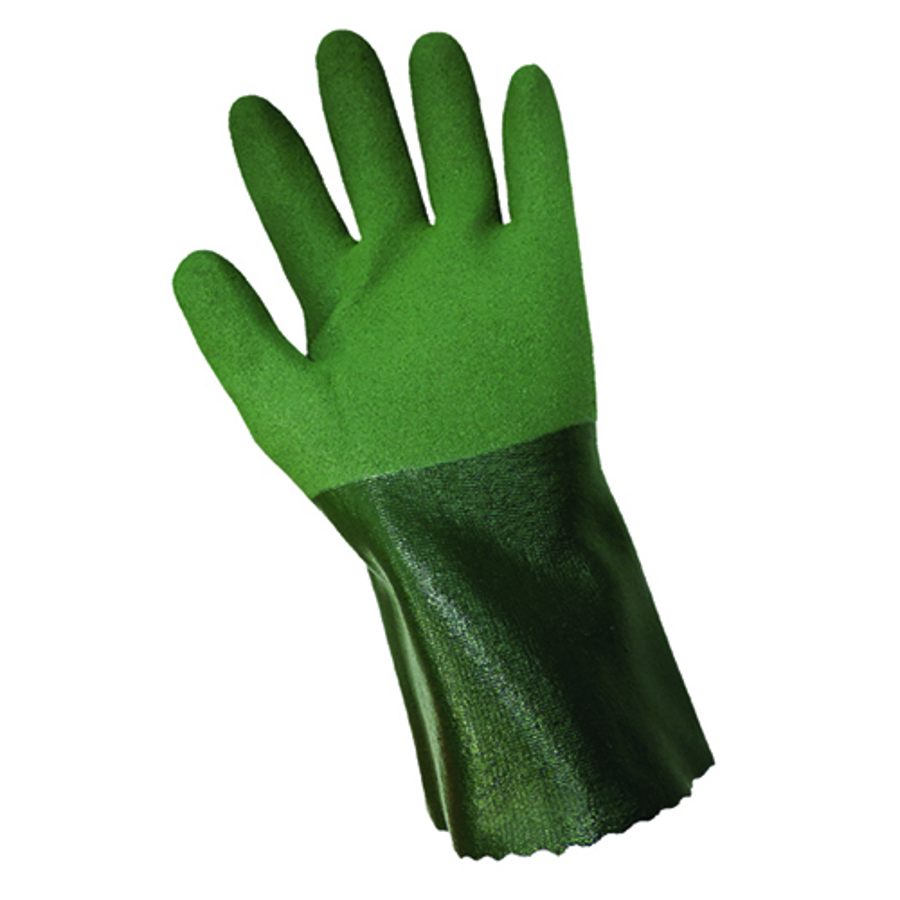 282 FrogWear, Chemical Resistant Supported Neoprene, PVC and Nitrile Glove