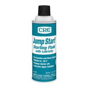 Jump Start Starting Fluid with Lubricity, Net 11 oz