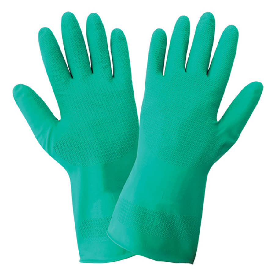 511AMB Unsupported Nitrile Unlined Gloves