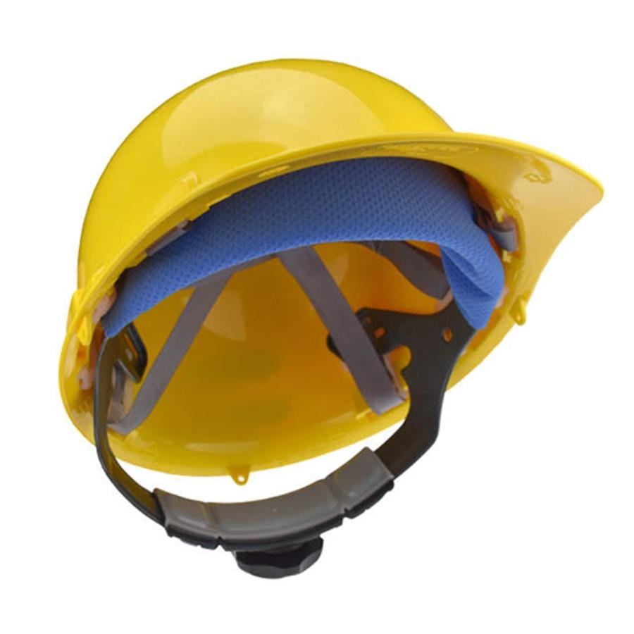 Arctic RadWear Hard Hat Cooling Sweatband, Blue, RCS211